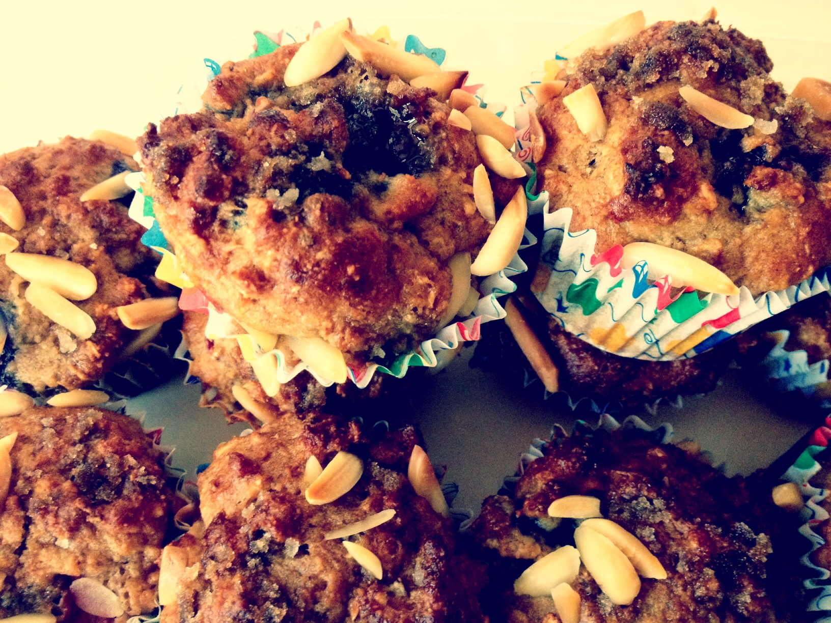 photo of muffins